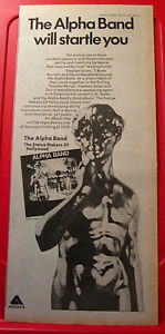 Alpha-Band-Statue-Makers-Of-Hollywood-Vintage-ORIG-Press-Mag-ADVERT-17-5-034-x-7-5-034