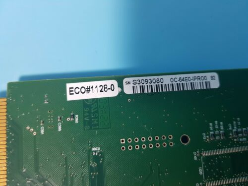 DALSA CORECO IMAGING X64-CL OC-64E0-IPRO0 Dual Port Image Card