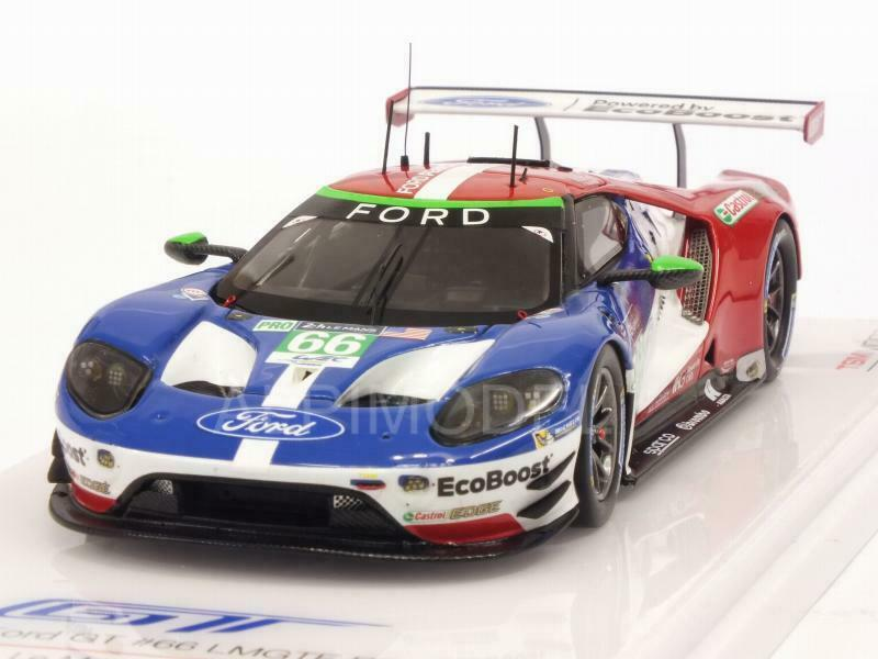 Ford GT lmgte pro Le Mans 2017  43 truescale tsm430286