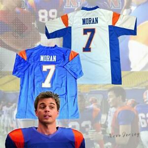 Details about Alex Moran #7 Blue Mountain State Football Jersey