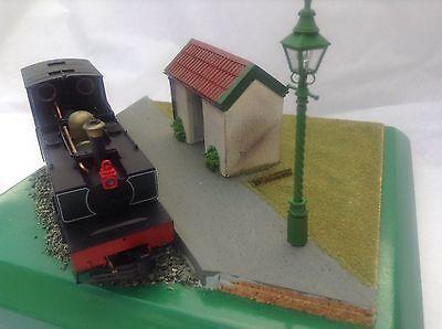 Disinteressato Lynton & Barnstaple Railway Snapper Halt Station Set Buona Conservazione Del Calore