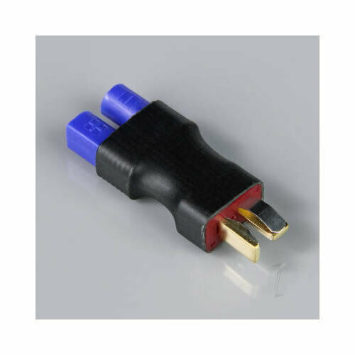 Male to EC3  Female HCT Radient RDNAC010126 Battery Adapter Deans