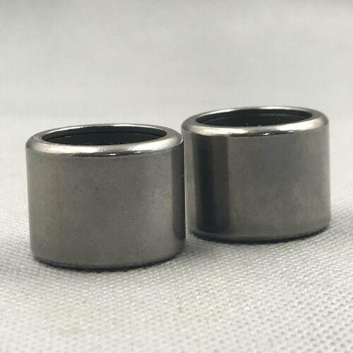159A 10Pcs HK1015 10mmx14mmx15mm  Double Way Needle Bearing