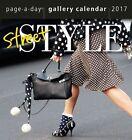 Street Style Gallery Calendar 2017 Workman 0761191054