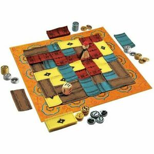 Highly Interactive Collectible Excellent Quality Funfilled Marrakech Board Game