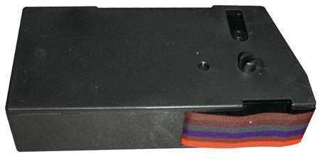GRAPHIC CONTROLS BN 46182712-001 Chart Recorder Ribbon,Multi Color