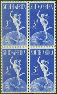 Afrique-Du-Sud-1949-Upu-3D-Brt-Bleu-SG130b-Lake-en-Afrique-V-F-MNH