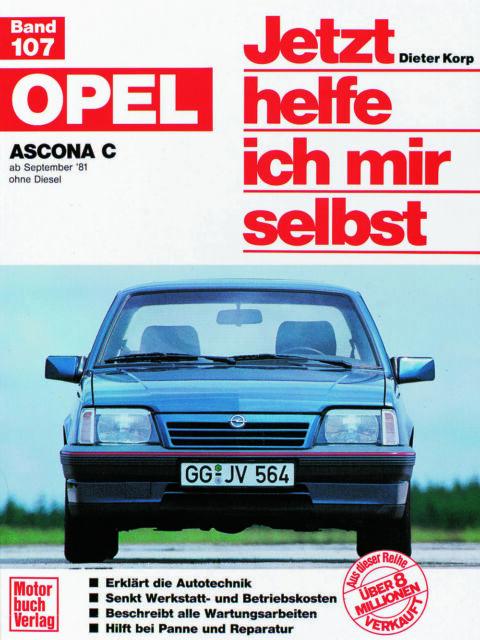 Opel Ascona C (bis 8/88) 107 POD