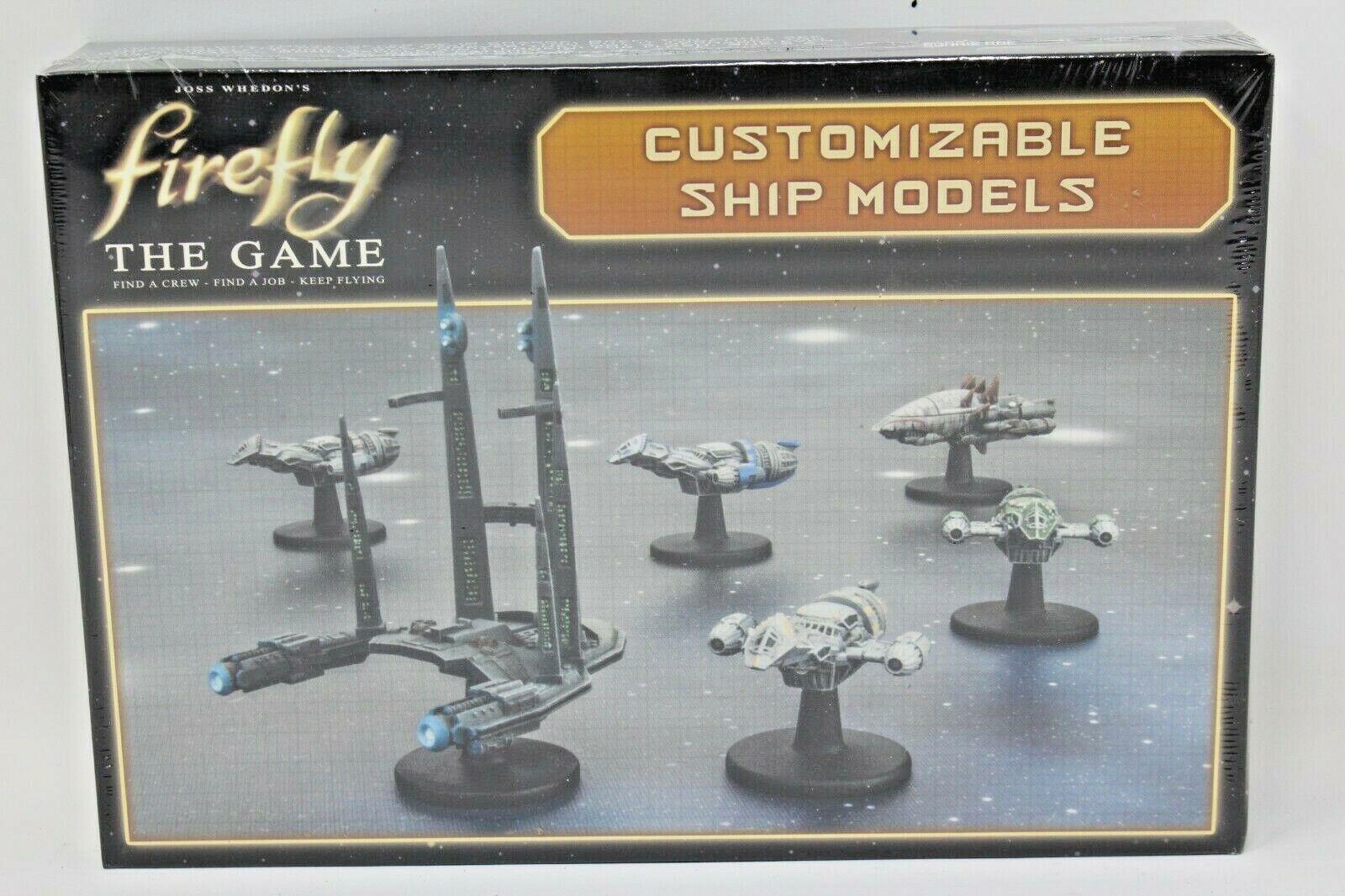Firefly Personalizable enviar Modelos Nuevos