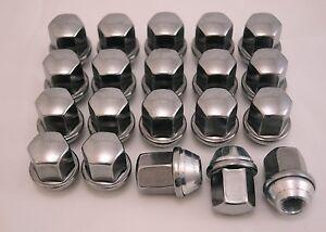 20-New-Dodge-Ram-Factory-OEM-Polished-Stainless-9-16-18-Lug-Nuts-Lugs-2002-10