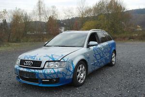 Audi A4 B6 S-Line