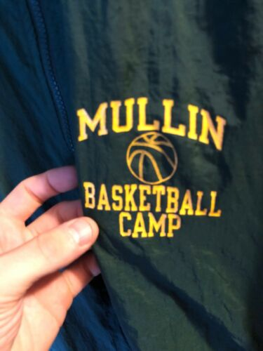 Windbreaker Up Nwt Vintage Zip Champion Mullin Camp Basketball The From qtrOIrBw