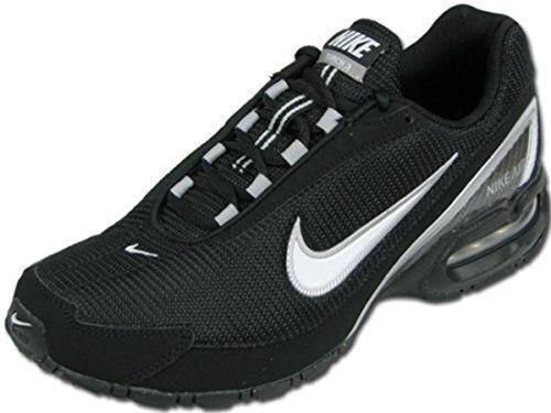 Pennino nike air max torcia 3 uomini sono nero le scarpe da ginnastica in bianco e nero sono 10% la libera navigazione 5308bd