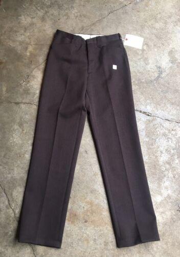 Vintage 1950s H Bar C Gabardine Wool Pants NOS Dea