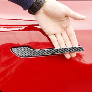 2017-2020 For Tesla Model 3 Carbon Fiber ABS Side Door ...