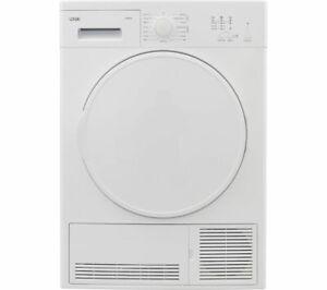 LOGIK LCD7W18 7 kg Condenser Tumble Dryer - White - Currys