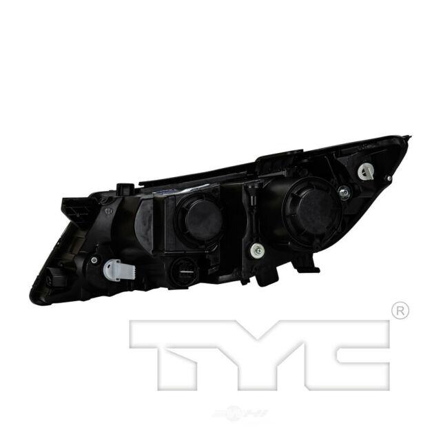 TYC 20-12553-90-1 Kia Optima Right Replacement Head Lamp