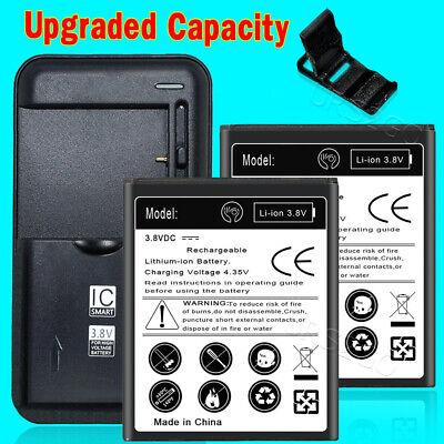 For ZTE ZFIVE G LTE Z557BL,ZFIVE C LTE Z558VL 2400mAh