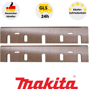 Klingensatz Makita D-63666 Hobel Messersatz HSS 170 mm Hobelmesser 1806B 2 Stk