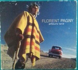 Nebenbei-Land-Pagny-Florent-CD-Digipack-Ref-0419