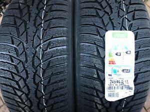 2-X-Nouveau-245-45-18-Nokian-pneus-245-45-R18-100-V-XL-WR-D4-Fast-Free-p-amp-p