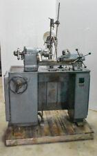 Schaublin Model 102 80 Lathe Ctam 5779