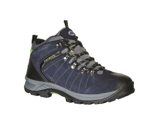 Portwest Limes Non-Safety Hiker Boots Shoes Workwear Slip Resistant 6-12 FW40