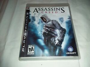 PS3-ASSASSIN-039-S-CREED-In-Box-Very-Good-Cond