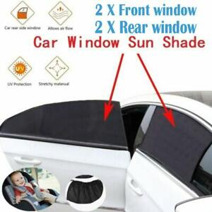 4Pcs-Auto-Sun-Shade-Screen-Cover-Sunshade-Protector-Front-Rear-Window-Car