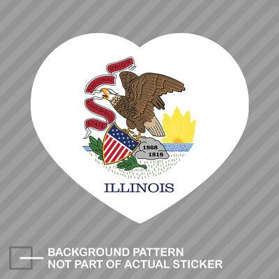 Oklahoma Heart Sticker Decal Vinyl OK love hearts pride native