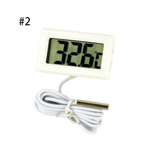 Thermometer digital LCD 50°c110°c Temperatur Messer Termometer/_Aquarium