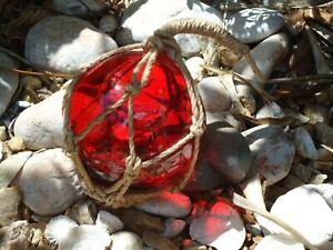 Buoys Blown Glass Balls Bathroom Garden Jade Green Fishing Boat Net Float
