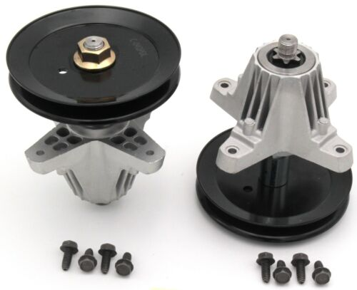 Spindle assy with mtg bolts replaces MTD Nos 618-06991 /& 918-06991 2pcs.