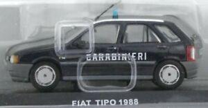 FIAT Tipo - 1988 - Carabinieri - Atlas 1:43