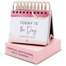 Motivational Calendar Daily Flip Calendar With Motivational Quotes