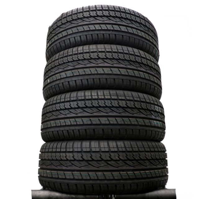 4 Continental 235/60 r16 100 H CROSSCONTACT UHP pneus d'été dot17 NEUF