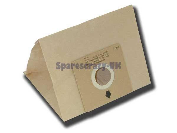 5-Pack Type E Paper Dust Bag Designed to fit Dirt Devil M088305 M7200 Vacuums