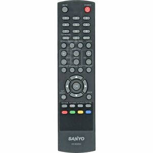 original sanyo cs 90283u lcd tv remote control for dp40142 dp42410 rh ebay com sanyo vizon integrated hdtv manual sanyo vizon tv manual