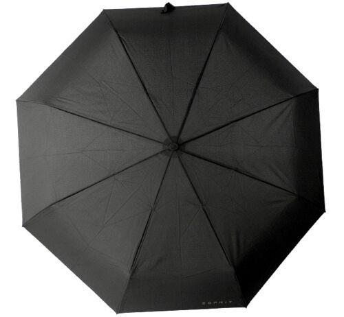 Noir sacs parapluie parapluie télescopique kurzschirm minischirm Esprit parapluie