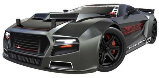 caa18dbba4c75 Redcat Racing-thunder Drift 1/10 Scale on Road Belt Drive Car Gun Metal  RER08009