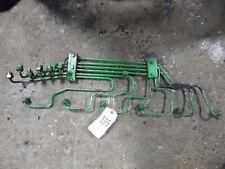John Deere 4430 Complete Set of Injector Lines, Tag #595