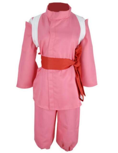 Spirited Away Ogino Chihiro Anime Cosplay Costume Wig Ponytail S995 For Sale Online Ebay