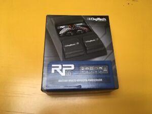 Digitech Rp55 Guitare Multi-processeur D'effets Pédale-afficher Le Titre D'origine
