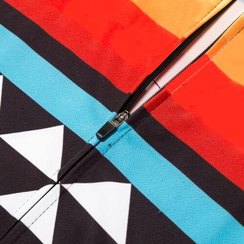 New Road MTB Men/'s Cycling Short Jersey Bike Shirt Tops Clothing Outfits Black