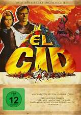 Anthony Mann - EL CID 1961 Sofía Loren CHARLTON HESTON DVD nuevo