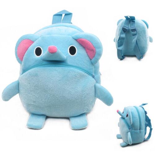 Baby Kinder Unisex Tier Rucksack Kindergarten Schultasche Schultertasche Taschen