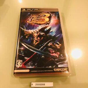 Monster-Hunter-Portable-3rd-Sony-PSP-Region-Free-Japan-Video-Game