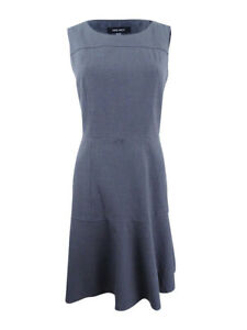 Nine-West-Women-039-s-The-Essential-Fit-amp-Flare-Dress