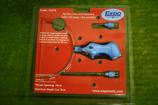 Expo LARGE BOW CORDLESS HOT WIRE POLYSTYRENE CUTTER 74375
