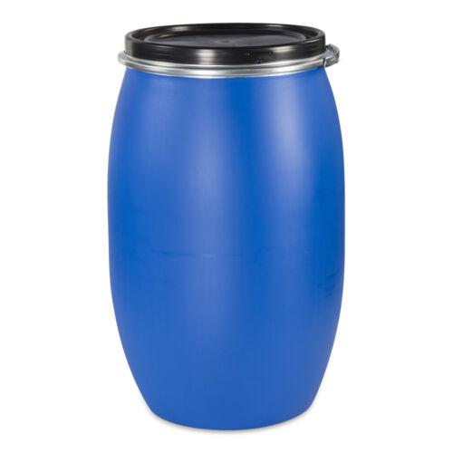 120 Litre Mash Barrel Mash Tonne Feed Tonne Feed Barrel Pet Food Container.
